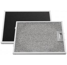 ORANIER Aktivkohle-Fettfilter-Kombi für Deckenhaube Quadra