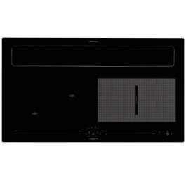 ORANIER FlexX-Induktion mit Kochfeldabzug KXI 1092 Basic-PLUS mit geschlossener Absaugklappe