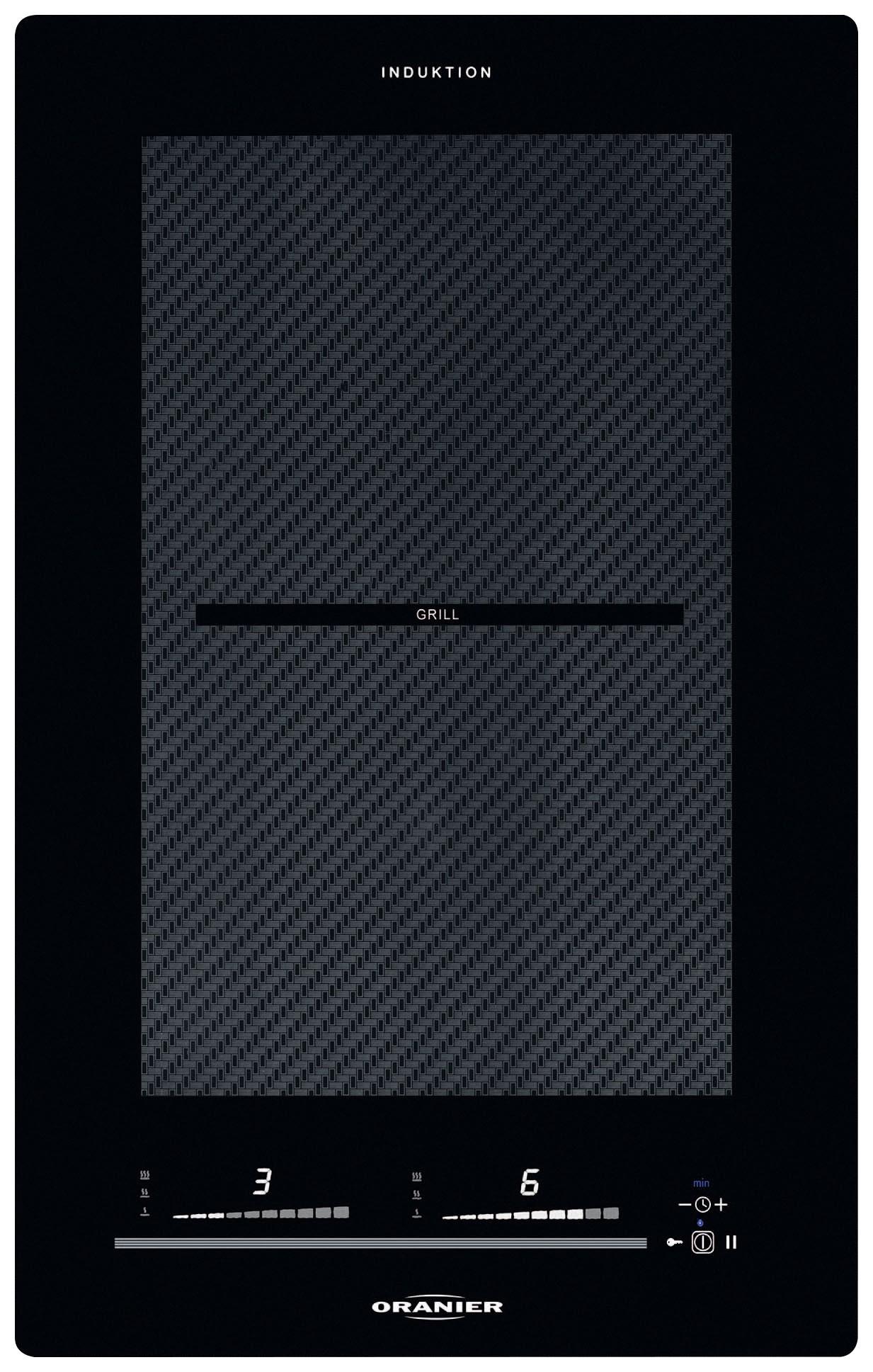 oranier fli 2038 incl grillfunktion m preisvorschl zum bestpreis ebay. Black Bedroom Furniture Sets. Home Design Ideas
