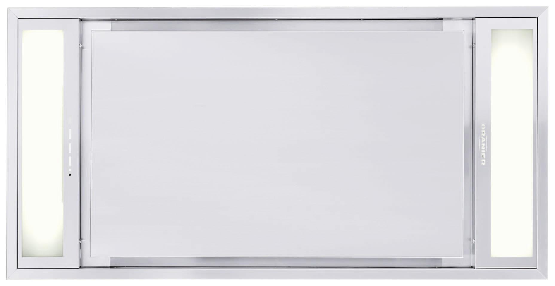 oranier modula deckenhaube dunstabzugshaube 100 cm ebay. Black Bedroom Furniture Sets. Home Design Ideas