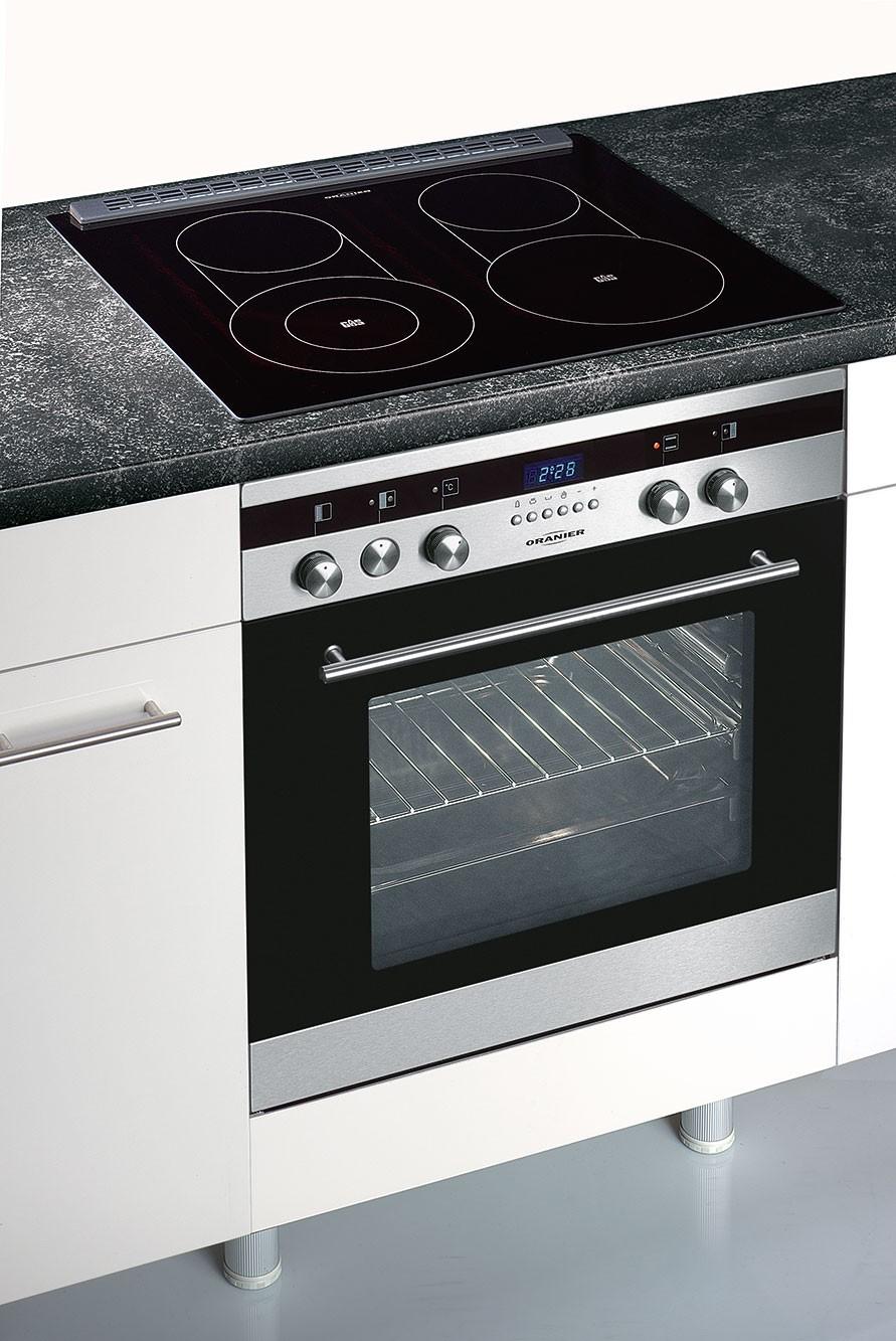 oranier herdkombination elektro einbauherd ehg 3010. Black Bedroom Furniture Sets. Home Design Ideas