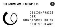 Nominierung zum Designpreis