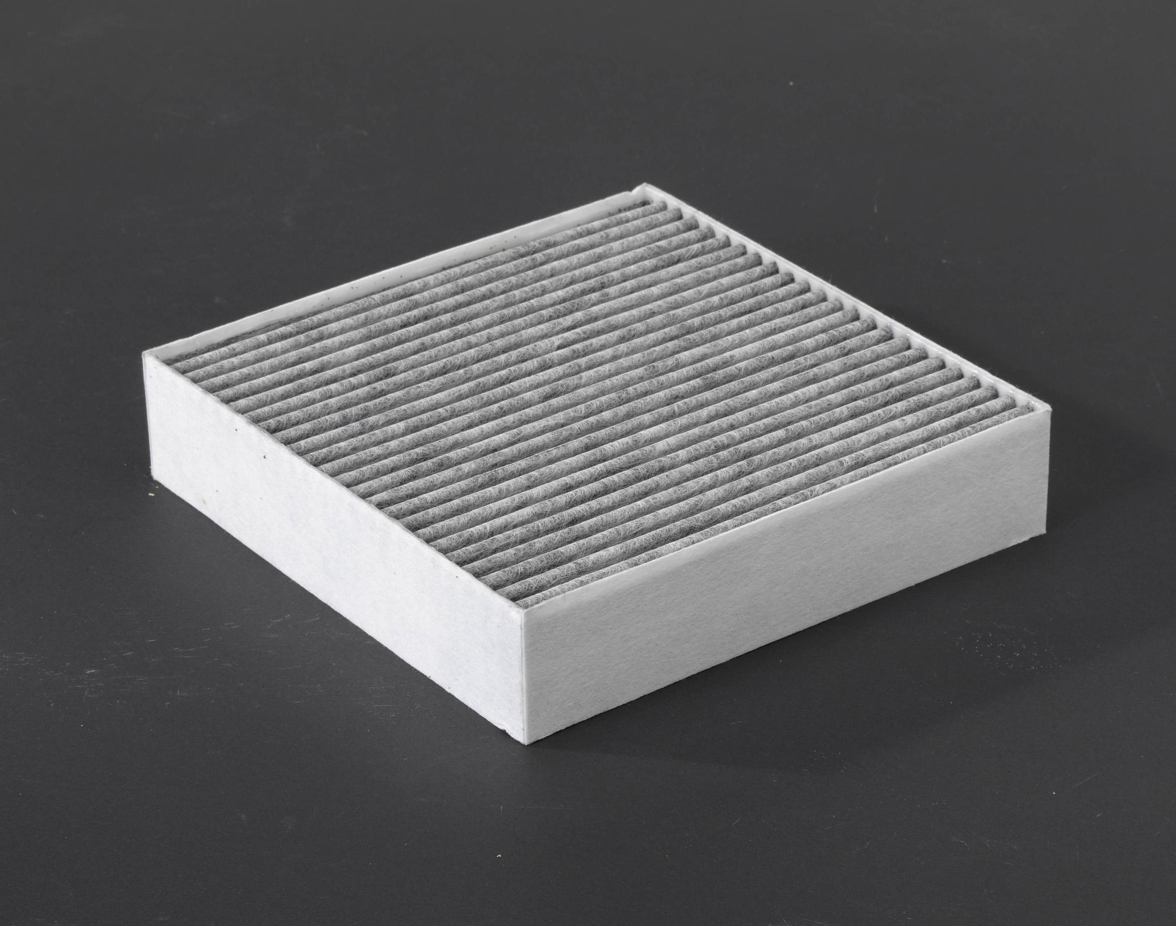 Regenerativer Profi-Aktivkohle-Filter wird einfach alle drei bis sechs Monate in der Spülmaschine gereinigt