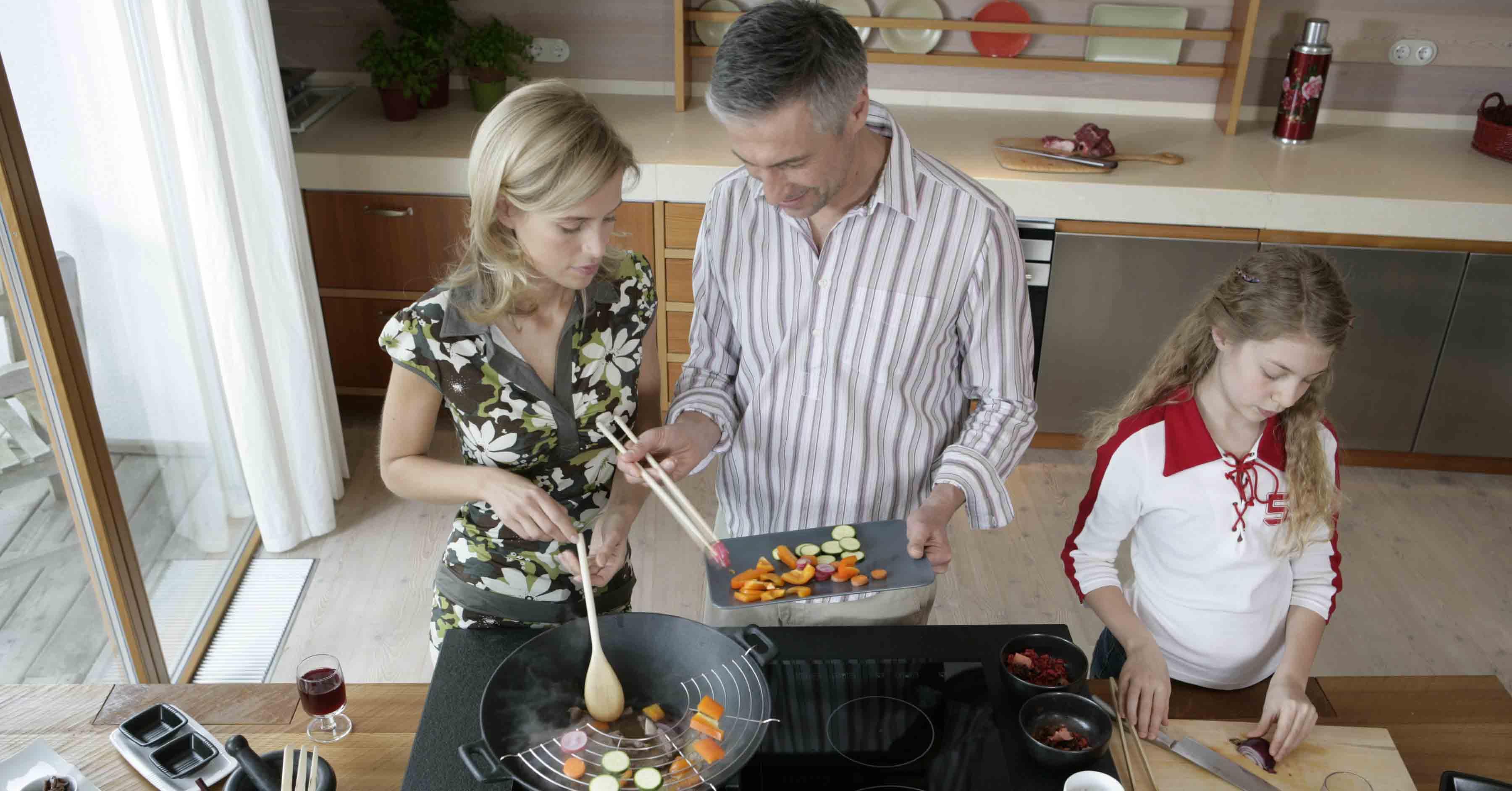 Wok und die fernöstliche Kochkunst