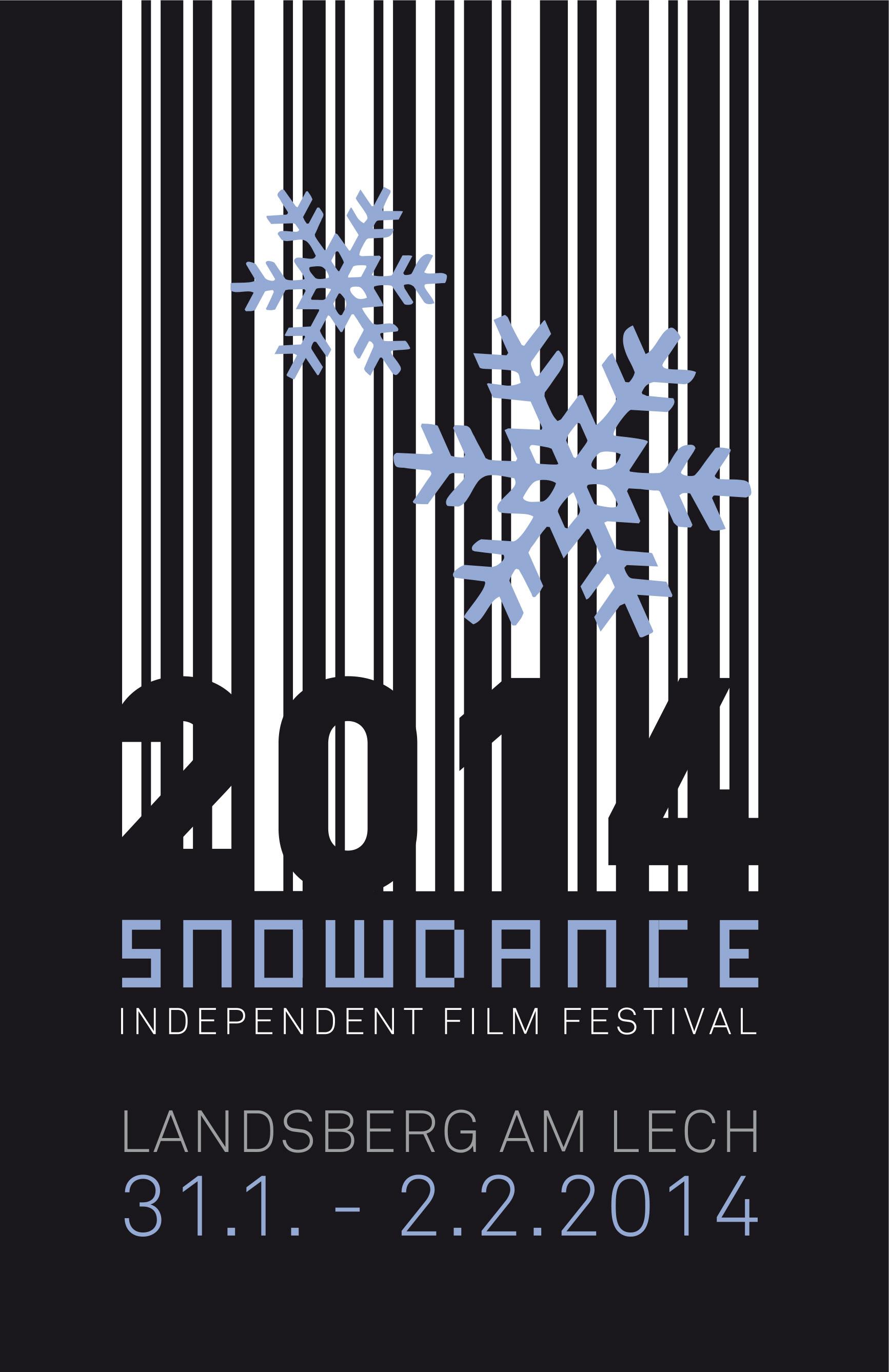 Snowdance Independent Filmfestival Flyer